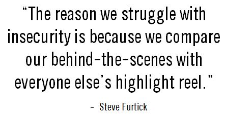 Insecurity: Girls Next Doors, Deep Thoughts, Stop Compare, True Words, Inspirational Quotes, So True, Highlights Reel, Inspiration Quotes, True Stories