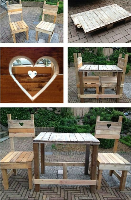 25+ best ideas about selber machen aus paletten on pinterest, Best garten ideen