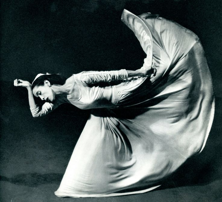 Modern Dance...Martha Graham