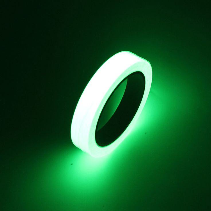 10 M Luminous Tape Self-adhesive Glow In The Dark Safety Stage Home Decorations10mm Width