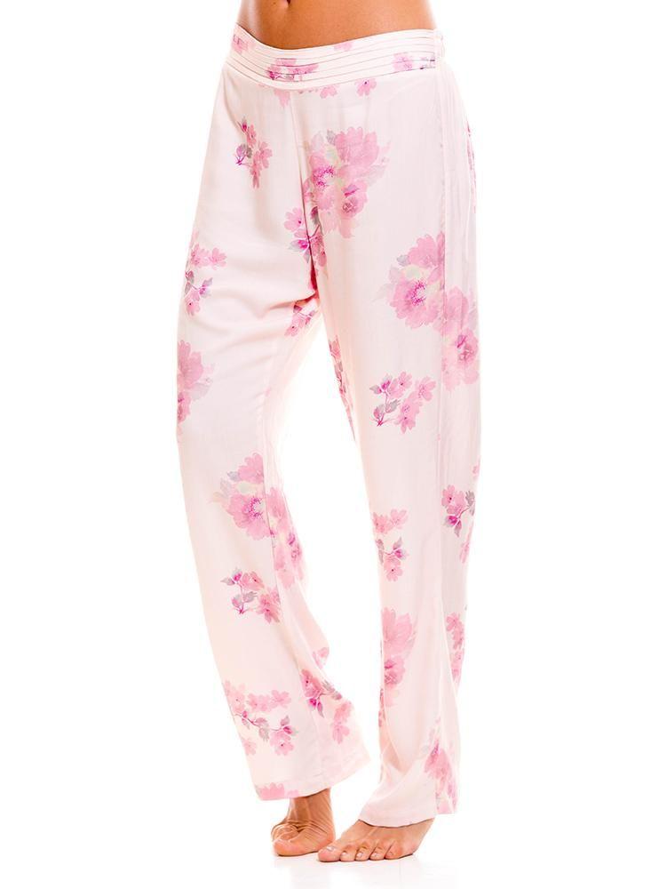 85a8eb94e9 Pantalón Pijama Estampado Rosa