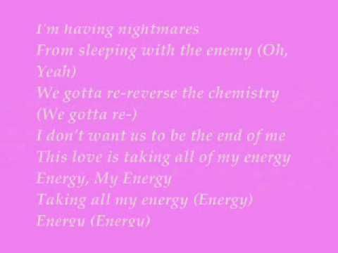 Keri Hilson- Energy lyrics