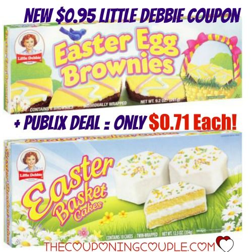 Get CHEAP Little Debbie Snacks @ Publix with the new $0.95/1 coupon and a sale!  As low as $0.66 - $071 each! Stock up!!  Click the link below to get all of the details ► http://www.thecouponingcouple.com/new-0-95-little-debbie-coupon-publix-sale-cheap/  #Coupons #Couponing #CouponCommunity  Visit us at http://www.thecouponingcouple.com for more great posts!