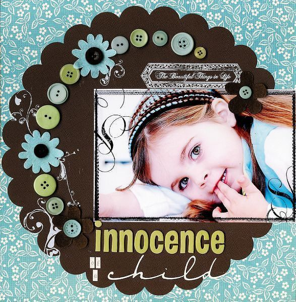 Innocence of a Child *CK online* - Two Peas in a Bucket