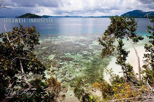 Togian islands in Sulawesi - Indonesia