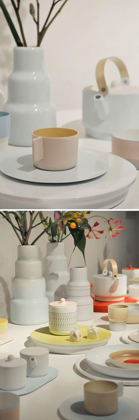 Scholten & Baijings, lovely pottery