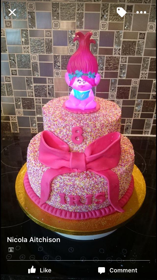 Best 25 Trolls cakes ideas on Pinterest Trolls cake birthday
