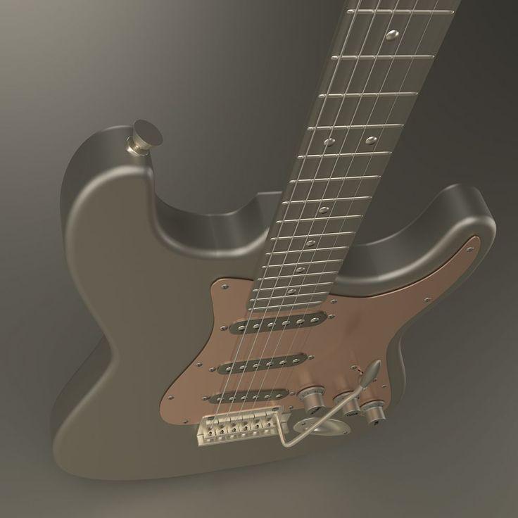 Stratocaster by Vítězslav Koneval