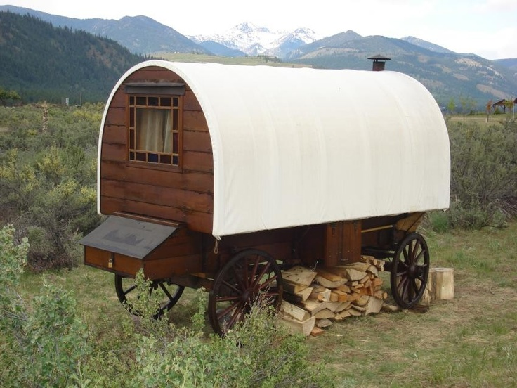 1000 images about sheep wagons on pinterest gypsy wagon romantic times and vehicles - The mobile shepherds wagon ...
