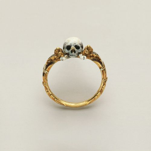 17th Century Skull Ring: Skulls, Memento Mori, Style, Jewelry, Engagement Ring, Skull Rings, Things