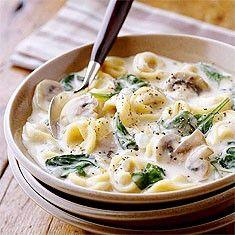 Ужин в итальянском стиле: готовим тортеллини