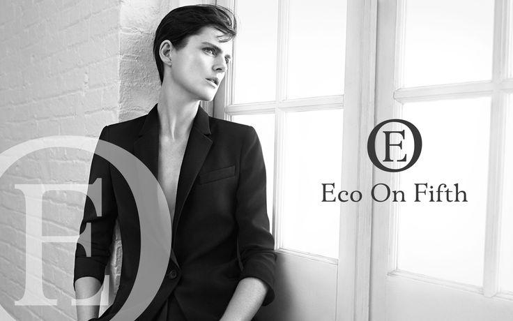 Branding - Logo Eco On Fifth