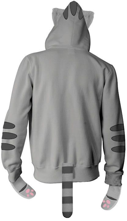 Big bang theory soft kitty hoodie