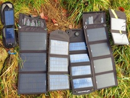 The Best Portable Solar Panel | OutdoorGearLab