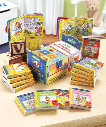 Elmo books for party favors $4.95 for 16
