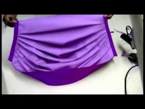How to make Swags and Trumpets - YouTube