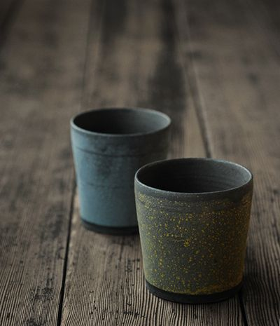 Color - drinking vessels - Analogue Life