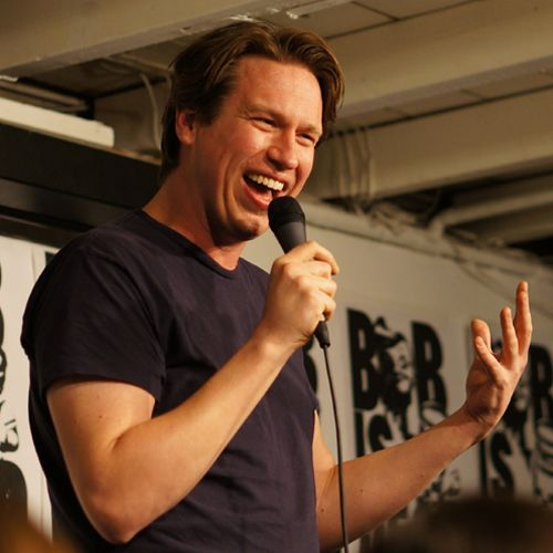 """Ep. 42 – """"Enlightening Up"""" with Pete Holmes"""