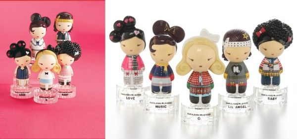 These bottles are too cute.
