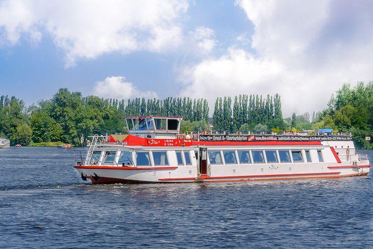Heiraten auf dem Schiff Diva in Berlin