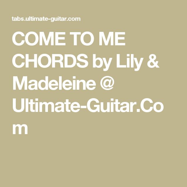 1000+ ideas about Ultimate Guitar Chords on Pinterest | Guitar ...