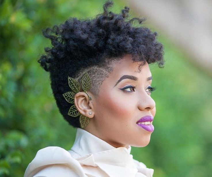 25 Tapered Fro Inspirations for Naturals of Every Length and Texture