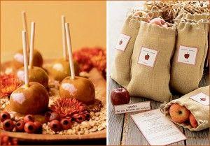 Apples: Fall Favors, Wedding Favors, Caramelapples, Pies Recipes, Wedding Ideas, Candy Apples, Autumn Wedding, Fall Weddings, Caramel Apples