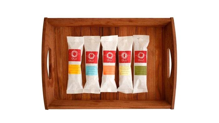 Gourmet Salami Sampler Set Olli Salumeria package