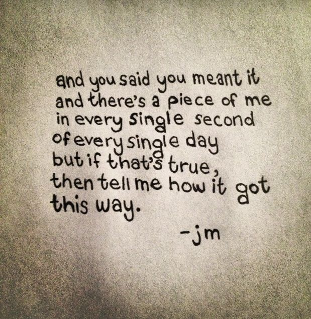 The Mixed Tape, Jacks Mannequin