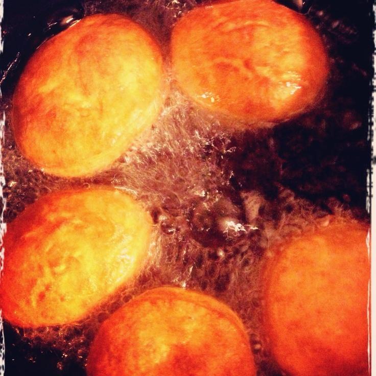 Deep Fried patties