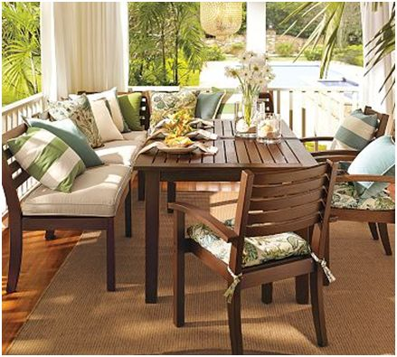 Beau Cool Patio Furniture Pottery Barn With Pottery Barn Outdoor Furniture