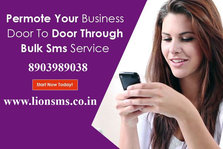 Bulk SMS Service Provider in Chennai Helps Boost your Local Businesses Sales  www.lionsms.co.in