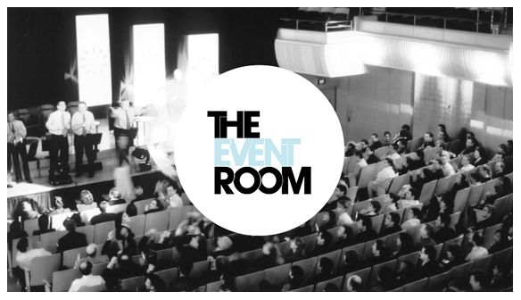 The Event Room PowerPoint Presentation by Slidemaster