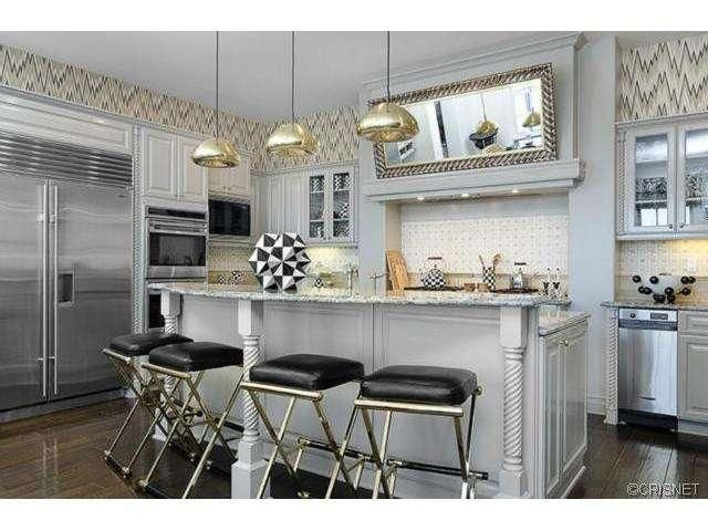 Kourtney Kardashian Kitchen Kourtney Kardashian Home Casa Pinterest Kourtney