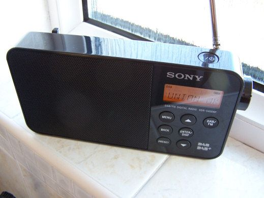 Sony Xdr S40dpb Dab Portable Digital Radio I Use Mine In The Bathroom On