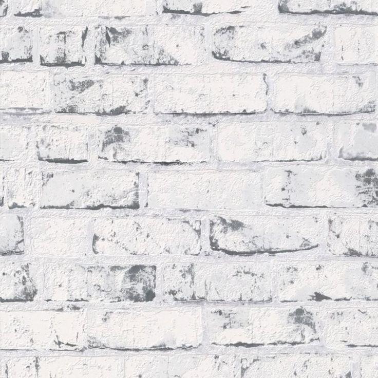 Best 25 white brick wallpaper ideas on pinterest for White brick wall