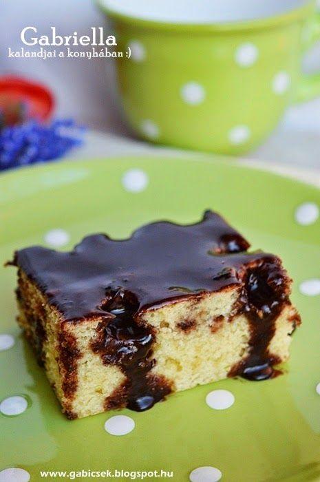 Gabriella kalandjai a konyhában :): Fakanalas sütemény