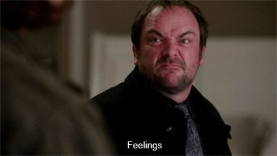 "There were a lot of unpleasant feelings. | Community Post: Tumblr's Reaction To The ""Supernatural"" Finale"
