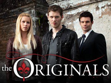 Sponsored: 'The Originals' Season One - available now - I pre-ordered one from amazon, can't wait to get it!!