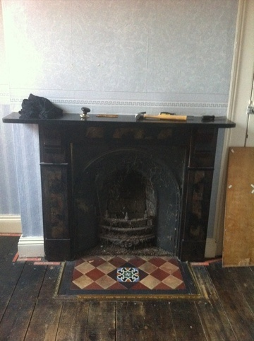 21 best images about fireplace on pinterest english for Victorian corner fireplace