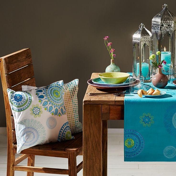 Monsoon jídelní stůl a židle / dining room