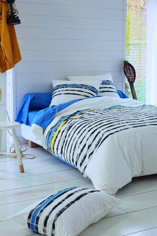 housse de couette percale achille 140x200 housses de. Black Bedroom Furniture Sets. Home Design Ideas