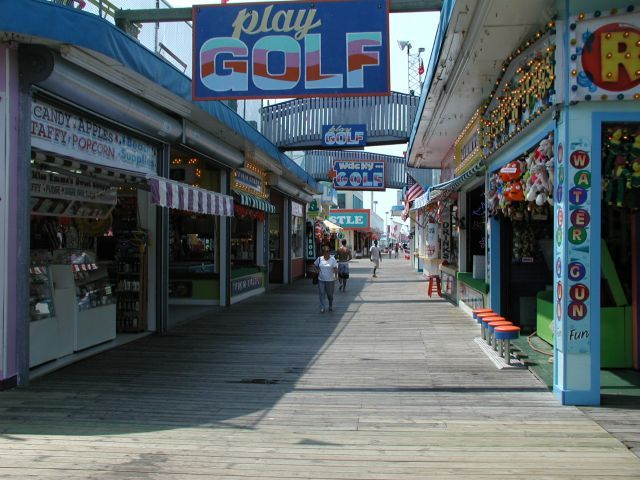 Seaside Heights Boardwalk Nj I Want To Go Back Sooo Much