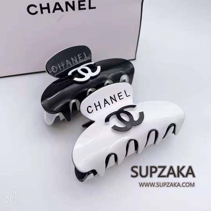 Chanel バンスクリップ まとめ髪 2020 バンスクリップ シャネル ヘアアクセサリー