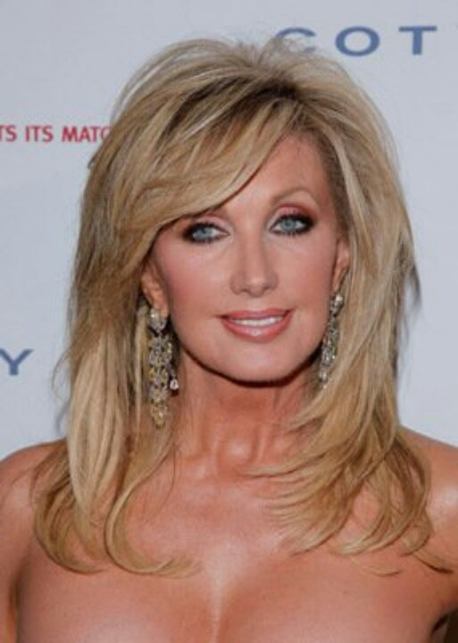 Patsy Ann McClenny  aka: MORGAN FAIRCHILD- Dallas Texas