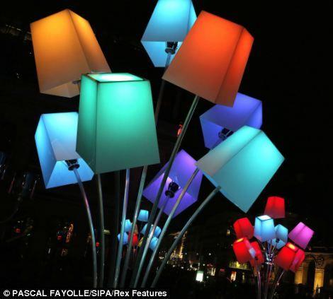Festival of Light, Lyon