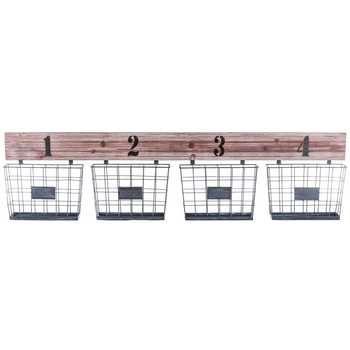 Welcome Basket Wood Wall Decor  Hobby Lobby  1660836