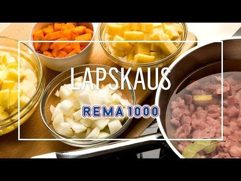 Hjemmelaget brun lapskaus - REMA 1000