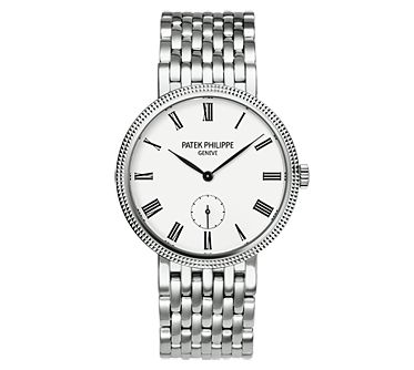 When I reach my next big milestone, I'll treat myself to a PATEK PHILIPPE SA - Calatrava Ref. 7119/1G-010 White Gold. #WishList
