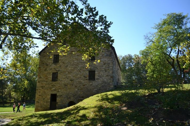 Live free or die: Винокурня и мельница Джорджа Вашингтона, Вирджиния (Mount Vernon Distillery and Gristmill, VA)